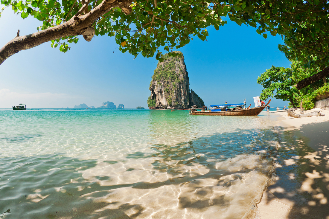 Thailand Beaches: Bangkok to Phuket - Thailand Tour (Image Credit: Intrepid Travel)