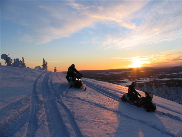 Activ & Fun in Lappland über Silvester (Bild: Singlereisen.de)