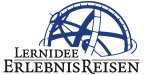 Logo Lernidee Erlebnisreisen GmbH (Copyright: Lernidee Erlebnisreisen GmbH)