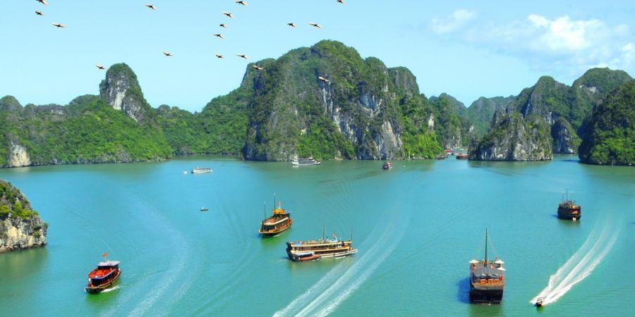 Vietnam Singlereise (Bild: Sunwave)