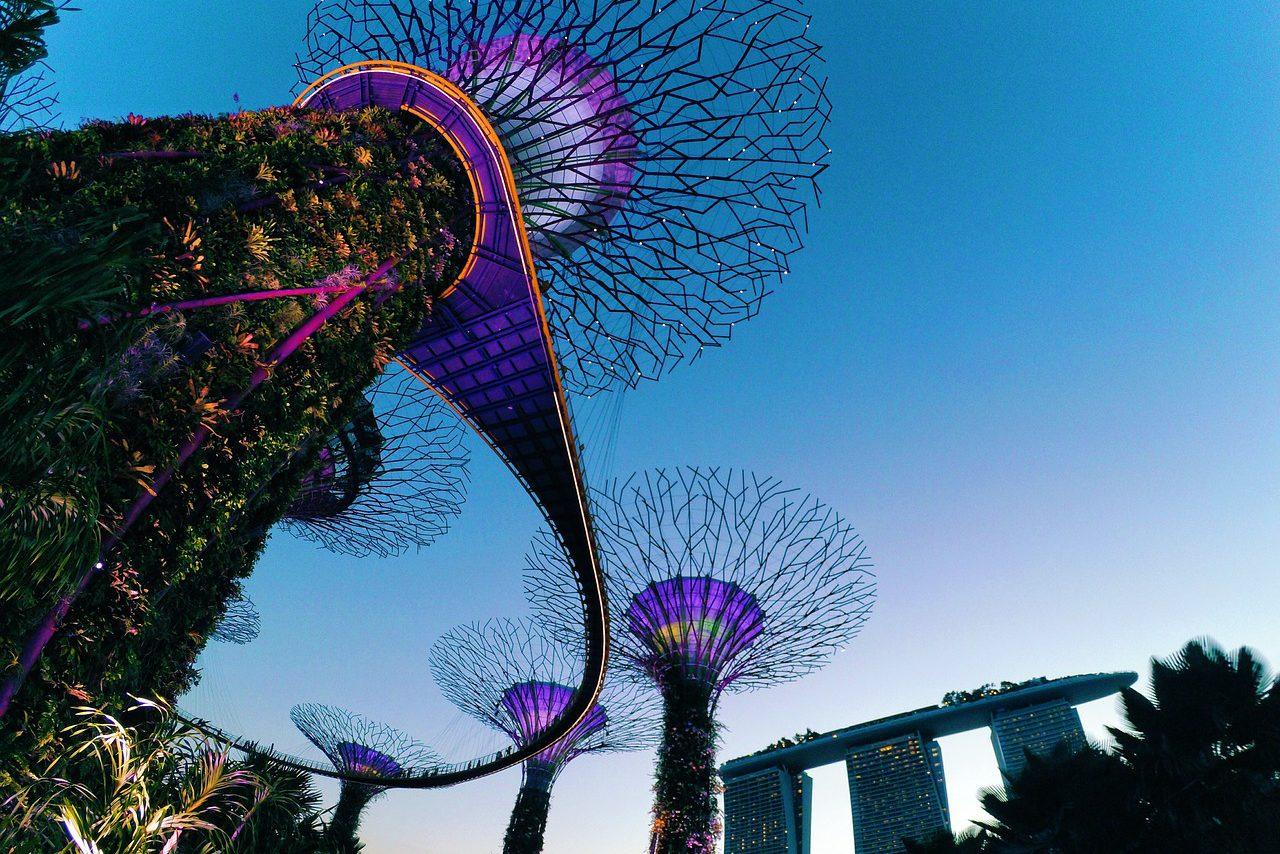 Singapur, Singlereisen, Solo Travel (Bild: andreasdimas49, Pixabay)