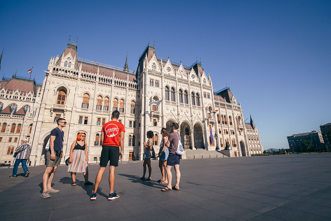 Budapest & the Balkans - Croatia Tour (Image Credit: Intrepid Travel)