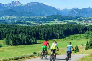 Deutschland Chiemgau Single-Radreise