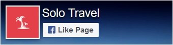 Solo Travel auf Facebook