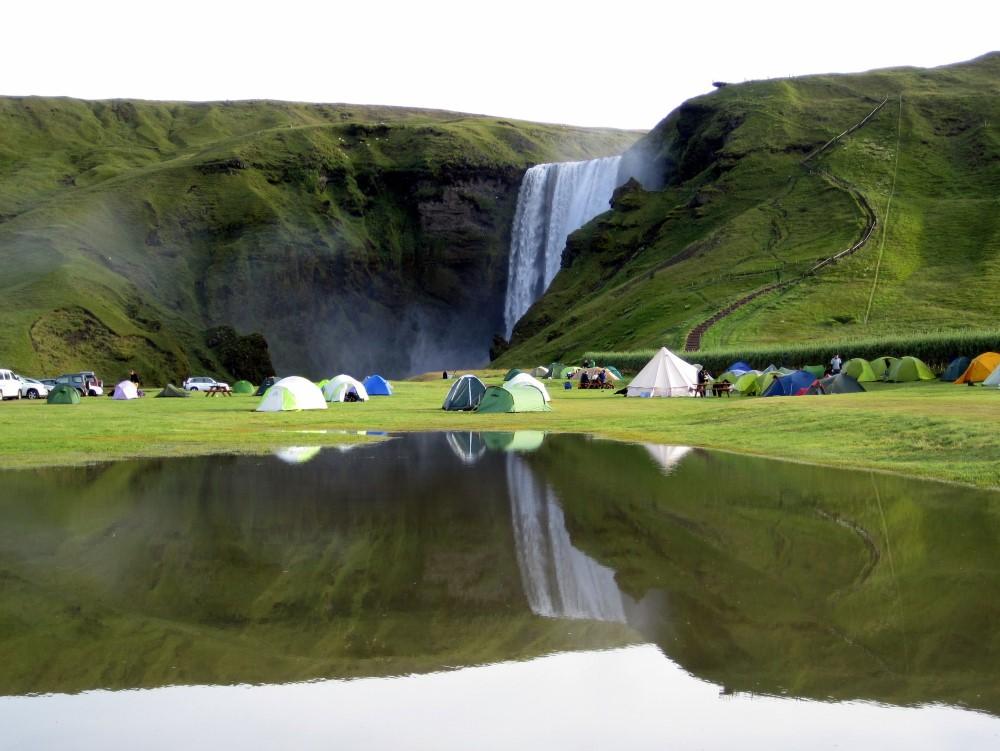Island-Abenteuer: Wander- u. Zeltreise am Polarkreis (Bild: Singlereisen.de)