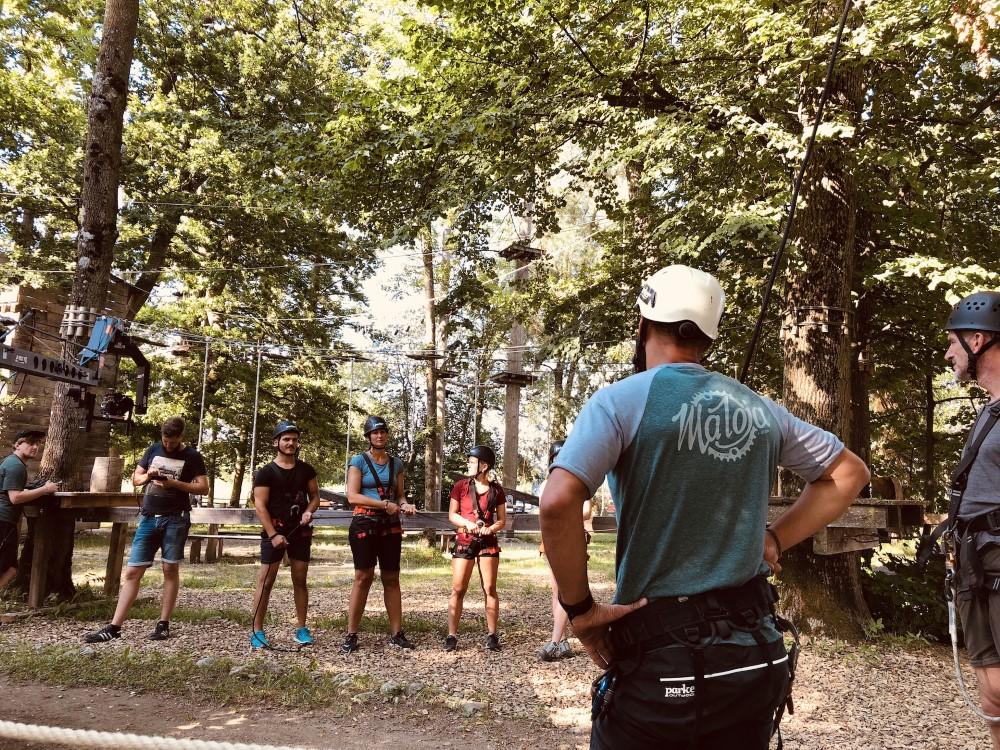 Aktivurlaub mit Outdoor Aktionen am Chiemsee (Bild: Singlereisen.de)