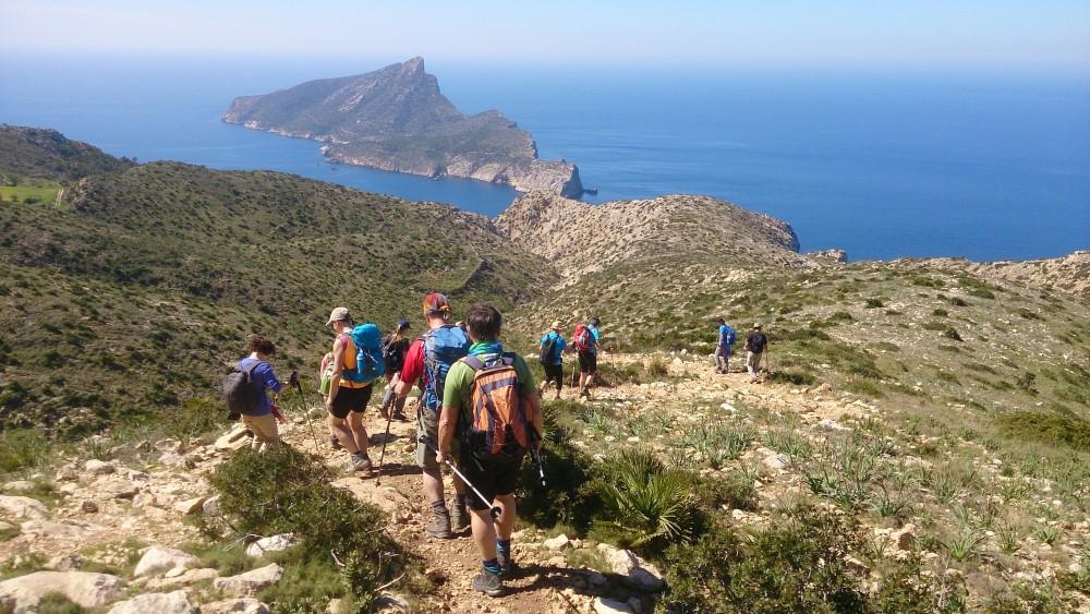 Radwandern auf Mallorca mit Traumstrand Es Trenc (Bild: Singlereisen.de)
