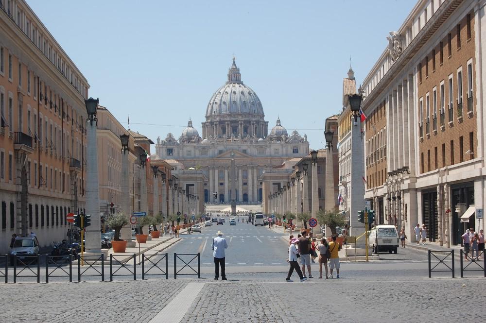Weihnachten für Singles in Rom (Bild: Singlereisen.de)